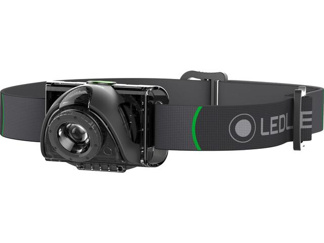 Led Lenser MH6 Latarka czołowa czarny